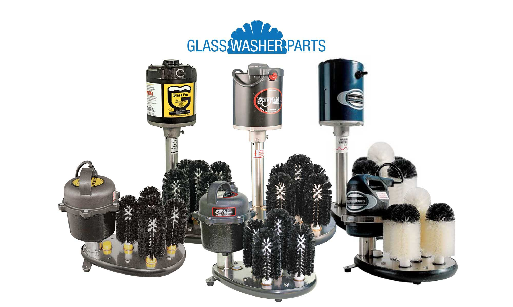 Glass Washer Parts